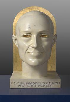 Ritratto di Fulcieri Paulucci De Calboli di Adolfo Wildt