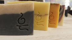 Artisan Soap Created by Amanda Hsu - Available at Muse Art Annex