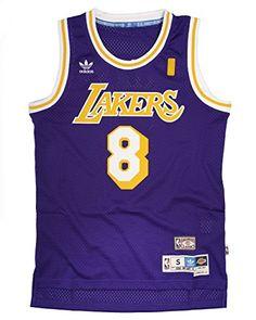 e022ef6bfd4 Adidas Men s Los Angeles Lakers NBA Kobe Bryant Soul Swingman Jersey -  http
