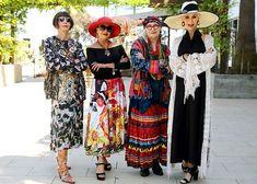 Stylish Seniors Who Refuse to Wear Old-People Clothes Ari Seth Cohen, photographer. Love the two skirts in the center. Love the two skirts in the center. Moda Hippie, Runway Fashion, Womens Fashion, Fashion Tips, Fashion Trends, Latest Fashion, Cheap Fashion, Street Fashion, Boho Fashion