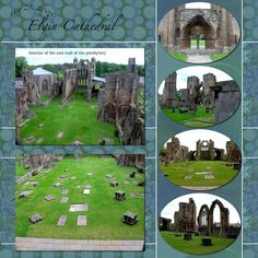 Elgin Cathedral, Scotland - Scrapbook.com