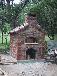 brick bread oven - Google Search