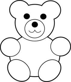 Free Printable Small Gummy Bear