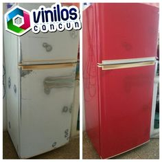 Vinilos decorativos Refrigerador
