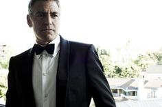 SWOON!!! GEORGE CLOONEY! (Wardrobe styling by The Kids for Cloutier Remix)