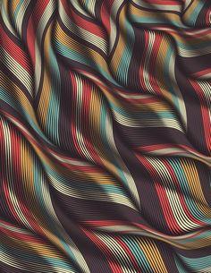 Um mergulho nas linhas hipnotizantes de Mario de Meyer