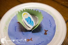 Awesome Baby Moses Bible Lesson & Craft at www.ArtisticHandsofFaith.com