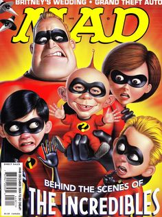 Mad Magazine Covers | Mad magazine cover