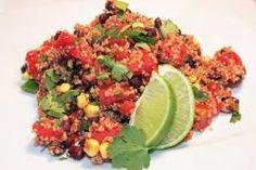 One Skillet Mexican Quinoa | All Recipes Vegan - Vegan and vegetarian recipes and products