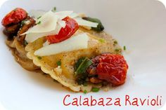 Ravioli, Philadelphia and Potato puree on Pinterest