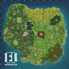 Web application to register all chest spawn locations at Epic Games's Fortnite Battle Royale game with an interactive map Xbox 1, Playstation, Overwatch, Desert Biome, Ninja, Battle Royale Game, Les Themes, Treasure Maps, Marvel