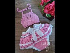 Crochet baby hats girl hooks 45 new ideas Crochet Baby Dress Pattern, Baby Dress Patterns, Baby Girl Crochet, Crochet Baby Clothes, Newborn Crochet, Crochet Baby Hats, Crochet For Kids, Baby Knitting, Knit Crochet