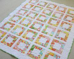 jelly roll quilt   quilt   Pinterest