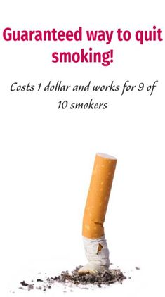 Remedies For Healthy Living If you want to quit smoking but you need to replace smoking with something healthy and cheap, here is the key. Worked for 9 of 10 smokers. Check it out: Quit Smoking Motivation, Help Quit Smoking, Giving Up Smoking, Health Remedies, Home Remedies, Natural Remedies, Smoking Addiction, Cigarette Addiction, Stop Smoke