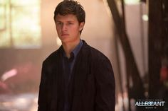 Beyond the wall, The Fringe is more than anything Caleb had imagined. See it for yourself in #Allegiant on March 18!