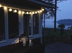 My scandinavian summer cottage. Scandinavian, Cottage, Instagram Posts, Summer, Summer Time, Cottages, Cabin, Cabins