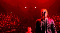 U2 - Bullet The Blue Sky - Paris 11/11/15 - HD