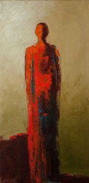 "Shelby McQuilkin -""Solitary Warrior"" - Saatchi Art Artist"