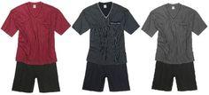 Der ADAMO Shorty Pyjama im 3erPack. http://www.the-big-gentleman-club.com/drei-stueck-mal-adamo-119251-schlafanzug-pyjama-shorty-xxl-uebergroesse.html Sie können frei bestimmen, wie Sie diesen 3erPack zusammenstellen. Er fühlt sich einfach oll auf der Haut an.