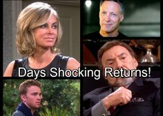 Days of Our Lives Spoilers: Salem's Shocking Comebacks – DOOL Characters Who Refuse to Die | Celeb Dirty Laundry