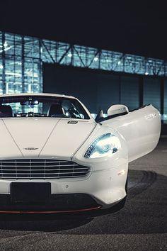 Aston Martin automobile - nice image