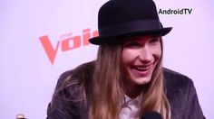 NEW EXCLUSIVE The Voice Finale Sawyer Fredericks Press conference