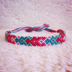 Friendship Bracelet  READY TO SHIP Braided by rebeccaderas on Etsy, $9.00