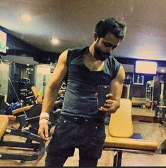 Essential selfie.....#insta #gymtime #exercise #workout #instafit #health #protein #motivation #lifestyle #fitfam #dreambig #motivation… Gym Time, Dream Big, Routine, Protein, Tank Man, Essentials, Exercise, Selfie, Workout