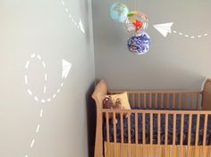Cooper's Airplane Nursery