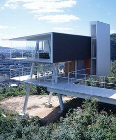 Bishamon House Bishamon house by Suppose Design... | The Khooll