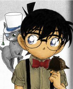Detective Conan: Goro and Conan