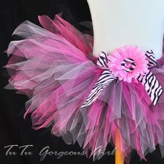 Pink Tutu- making this for my friends girl!!