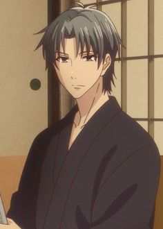 Shigure SOHMA information, including related anime and manga. Add Shigure SOHMA as a favorite today! Fruits Basket Cosplay, Fruits Basket Manga, Oc Manga, Anime Manga, Anime Kiss, Hot Anime Guys, Anime Love, Hottest Anime Characters, Version Francaise
