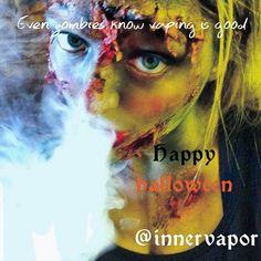 #innervapor #innervapormovement @tarebearyo ___________________________ #vape #vapelife #drip #happyhalloween #vapingstyle #instavape #VapeLove #vapecommunity #VaporJuice #vapeporn #vapeon #mod  #proudtovape #vapeoftheday #handcheck #vapestrong#Cloudchaser #dailyessentials #EastCoastVapers #zombie #Nofilter #Lehighvalley  #DreamChaser #philadelphia #intelligenceissexy #halloween2015 #halloween2015 #iminlovewiththesubohm Follow the Journey  by innervapor