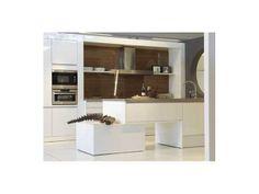 Keuken • strak design • kookeiland • www.vanmarcke.com # livios.be
