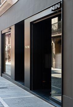 Tienda NDN Nino Alvarez. Sant Cugat 1, Barcelona