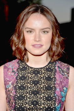 Daisy Ridley - Star Wars VII The Force Awakens