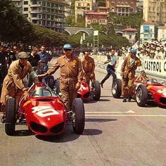1961 Monaco Grand Prix