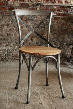 Chaise industrielle: B.A.R.A.K'7, sélection de chaises industrielles.