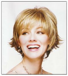 pixie hairstyles with bangs over 40 | Short Hairstyles Over 50 Fine Hair | Short Hairstyle 2013