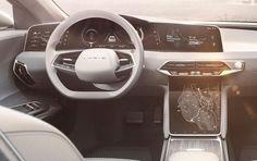 Lucid Air EV Revealed