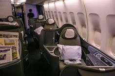 First Class Cabins Are Setting Off Air Rage Study Finds