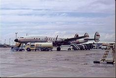 """Restos de Colecção: Aviões """"Super-Constellation"""" da TAP"""