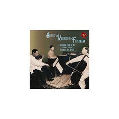 Beethoven & Jascha Heifetz - Beethoven: Archeduke Trio & Schubert (CD)