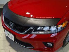 Accord Coupe Custom Carbon Fiber Sport Bra - College Hills Honda Honda Accord Accessories, Carbon Fiber, College, Bmw, Sports, Hs Sports, University, Sport, Colleges
