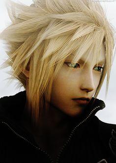 Cloud Strife <3 I love him so much