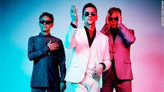 Depeche Mode has been making hits for more than three decades.