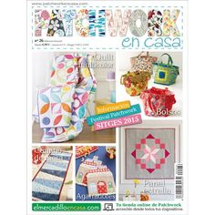 PATCHWORK EN CASA Nº 26 - Patchwork en Casa - Revistas - Publicaciones