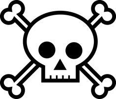 31 Piraten Totenkopf Zeichnen - Besten Bilder von ausmalbilder
