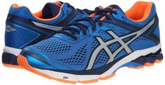6th Best Asics Running Shoes for Men - ASICS Men's GT 1000 4 Running Shoe: The GT-1000 4 is updated, with a fresh new upper built, with engineered mesh and, minimal yet supportive overlay reinforcements. The duomax support system and, guidance trusstic system of this shoe, provide excellent support, for mild to moderate over pronators.